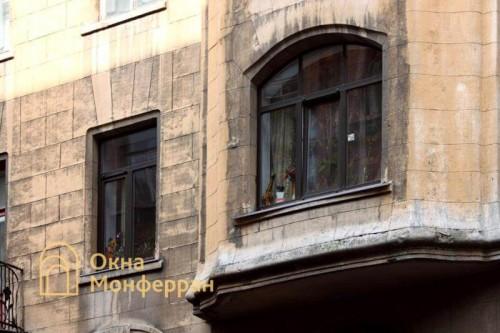 18 Пластиковые окна в старом фонде пр Лиговский