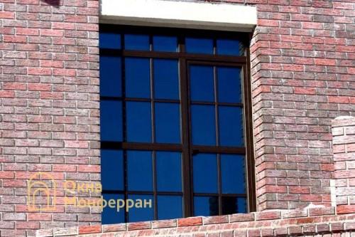 11 Балконная дверь в коттедже, пос. Парголово
