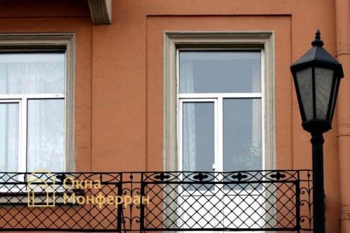 15 Балконная дверь в старом фонде, пл. Сенная