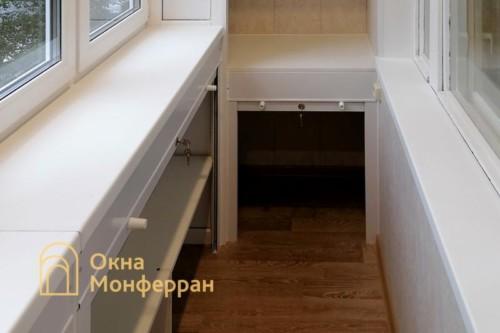 12 Монтаж шкафов из роллет