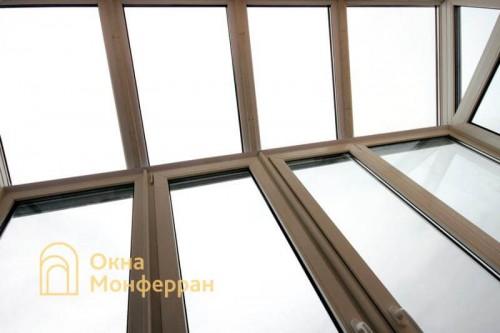 05 Остекление зимнего сада, ул. Ольминского