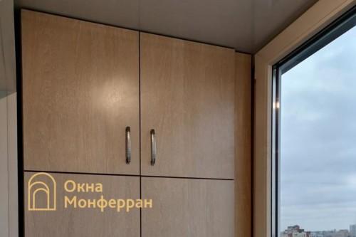 06 Шкаф на балконе