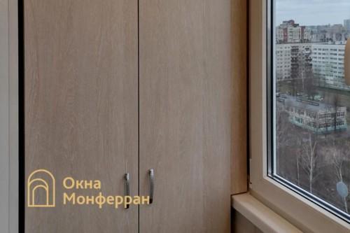 07 Шкаф на балконе