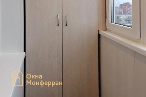 08 Шкаф на балконе