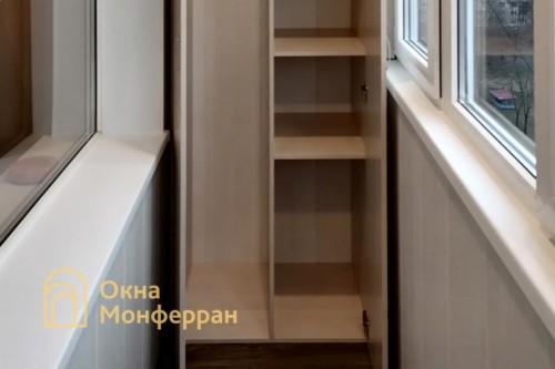 12 Шкаф на балконе
