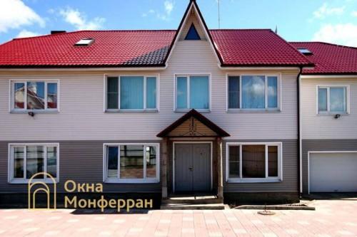 05 Остекление загородного дома пос Кузьмолово