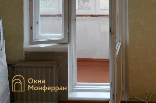 01 Балконный блок до выполнения работ
