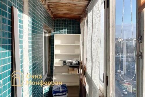 02 Балкон в 137 серии до выполнения работ