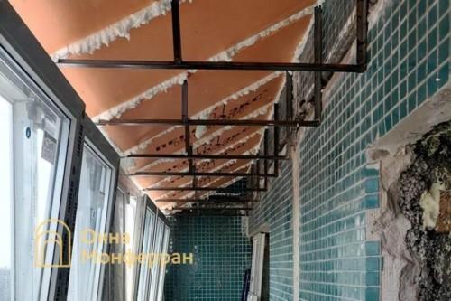 11 Утепление крыши пеноплексом