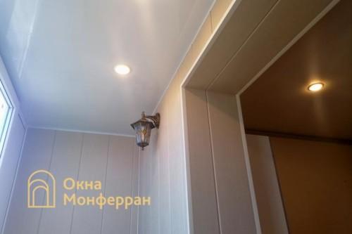 28 Присоединение балкона к комнате