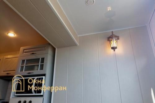 32 Присоединение балкона к комнате
