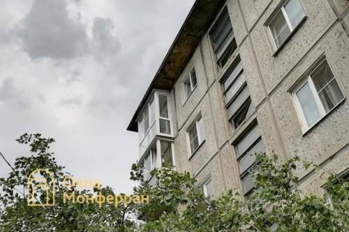 10 Остекление балкона в пол в хрущевке