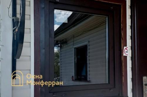 05 Установка пластикового окна №2