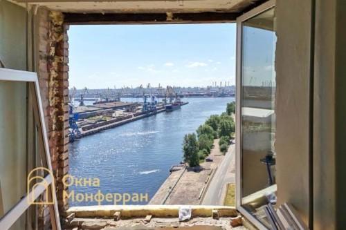 02 Демонтаж старого пластикового окна