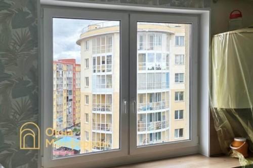 04 Монтаж нового пластикового окна